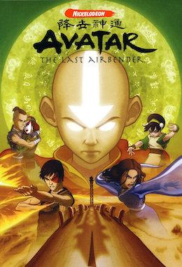 Avatar: The Last Airbender (2005-2008) PG, 10* - Bare Bones