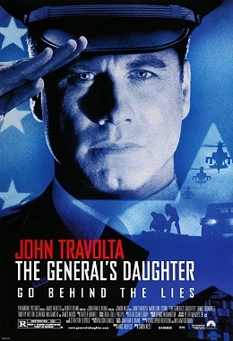 The General's Daughter Movie poster