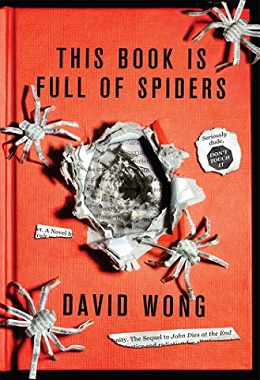 This Book Is Full Of Spiders: Seriously Dude Don't Touch It Book Poster
