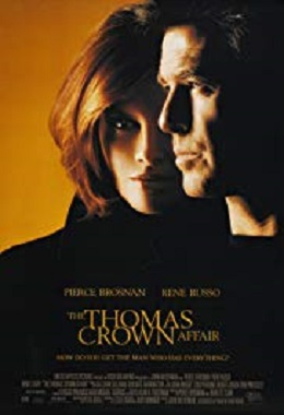 The Thomas Crown Affair movie poster