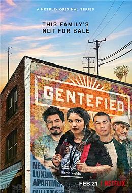 Gentefied TV poster