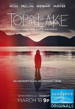 Top of the Lake TV poster