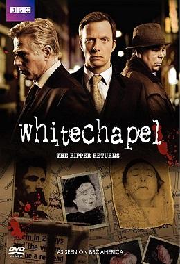Whitechapel TV poster
